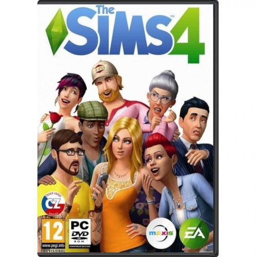 EA PC THE SIMS 4 Standard Edition