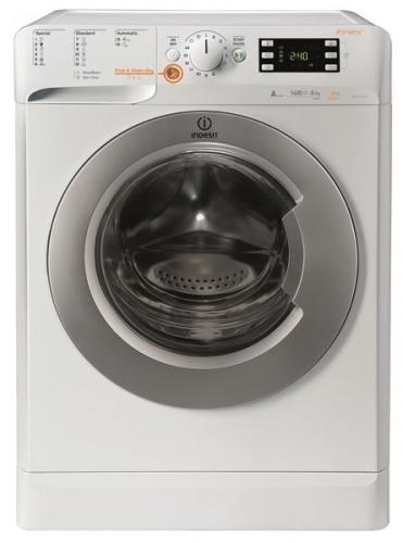 Pračka se sušičkou Indesit XWDE 961480X WSSS EU bílá