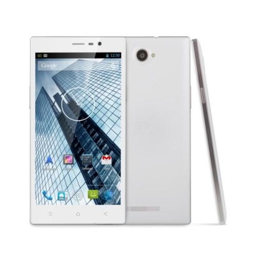 GoClever Quantum 600 Dual SIM bílý + dárek