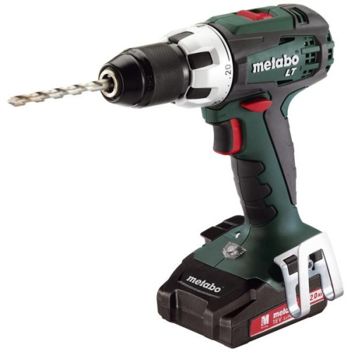 Metabo BS 18 LT Compact, 2 aku