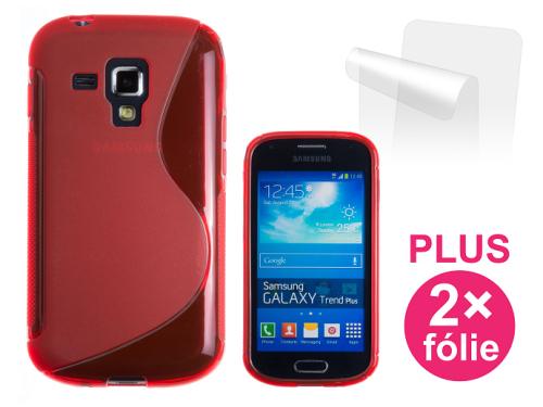 Connect IT pro Samsung Galaxy Trend (S7560) + 2ks ochranná fólie