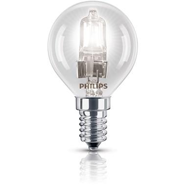 Philips klasik, 28W, E14, teplá bílá