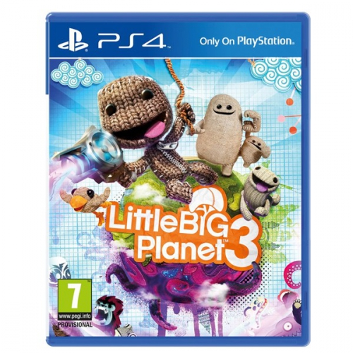 Sony PlayStation 4 Little Big Planet 3