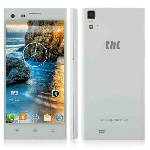 THL T11 Dual Sim bílý