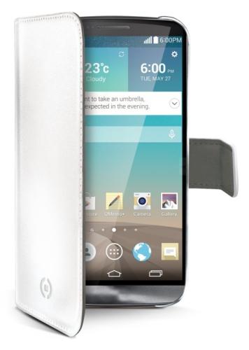 Celly WALLY pro LG G3 bílé
