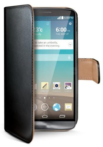 Celly WALLY pro LG G3 černé