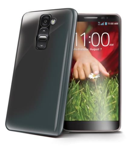 Celly Gelskin pro LG G2 Mini průhledný