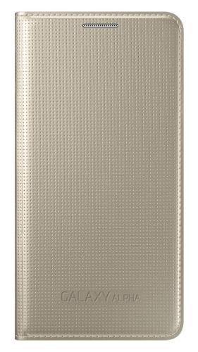 Samsung pro Galaxy Alpha (EF-FG850BF) zlaté