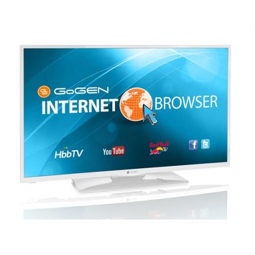 GoGEN TVH 32550 WEBW bílá