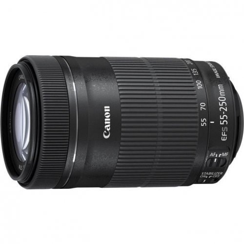 Canon 55-250mm f/4.0-5,6 IS STM
