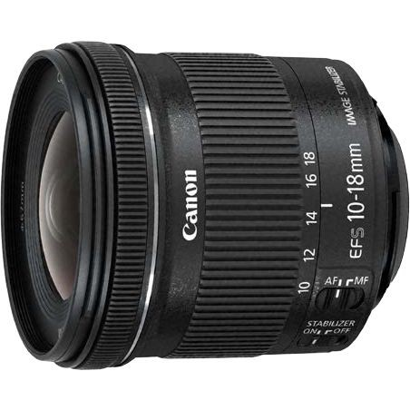 Canon EF-S 10-18mm f/4.5-5,6 IS STM
