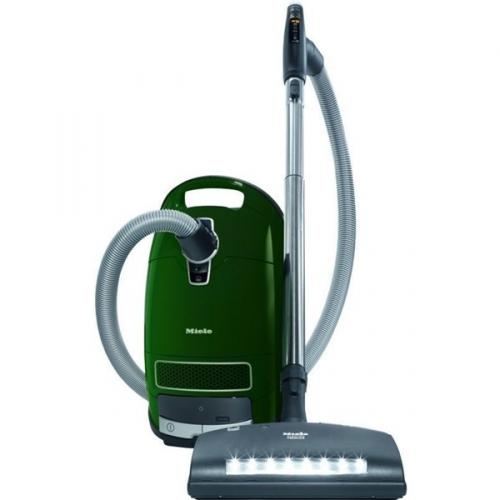 Miele Complete C3 Comfort Electro zelený