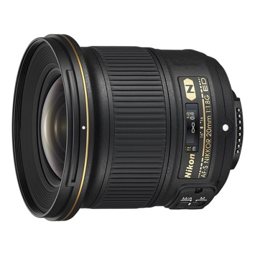 Nikon 20MM F1.8G AF-S NIKKOR