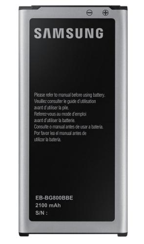 Samsung pro Galaxy S5 mini, 2100mAh (EB-BG800BB)