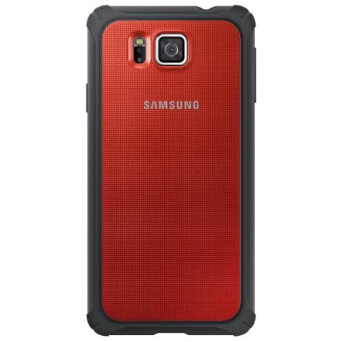 Samsung pro Galaxy Alpha (EF-PG850B) červený