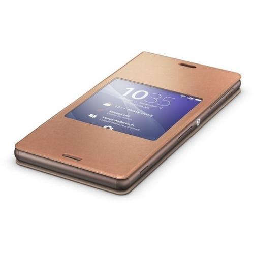 Fotografie Sony pro Xperia Z3 - Copper