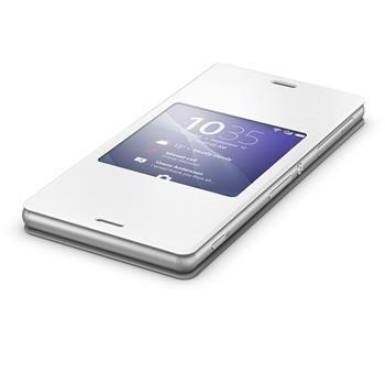 Sony SCR24 pro Xperia Z3 bílé