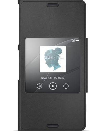 Sony SCR26 pro Xperia Z3 Compact černé