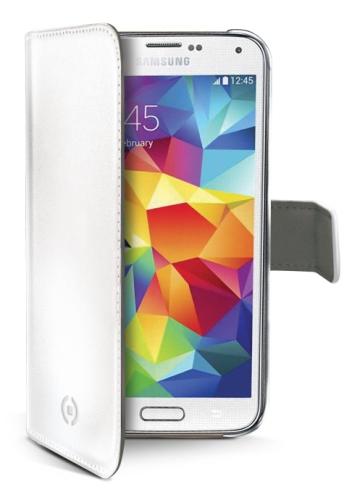 Celly WALLY pro Galaxy S5 mini bílé