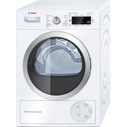 Bosch WTW85560BY bílá