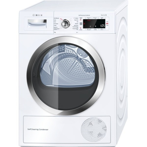 Bosch WTW85561BY bílá