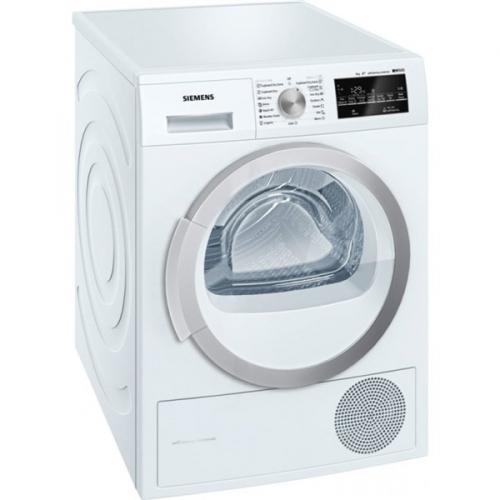 Siemens WT45W460BY bílá + dárek