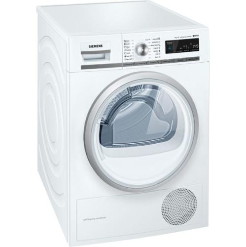 Siemens WT45W561BY bílá