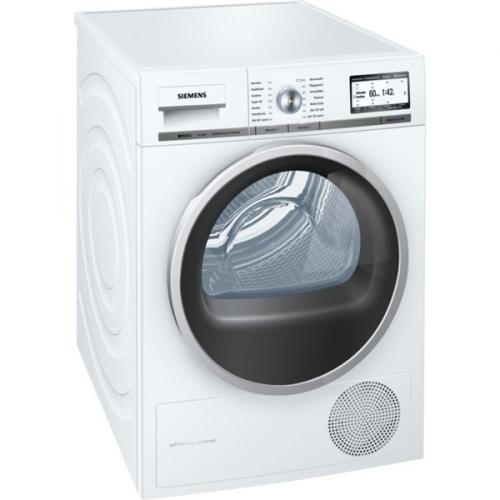 Siemens WT48Y7W3 bílá