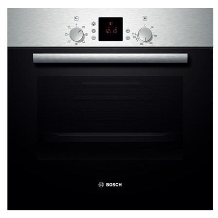 Bosch HBN431E3 černá/nerez