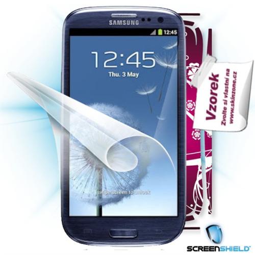 Samsung + skin voucher pro Samsung i9300 Galaxy S 3 / NEO