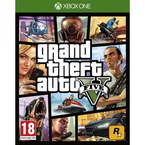 RockStar Xbox One Grand Theft Auto V (427709)
