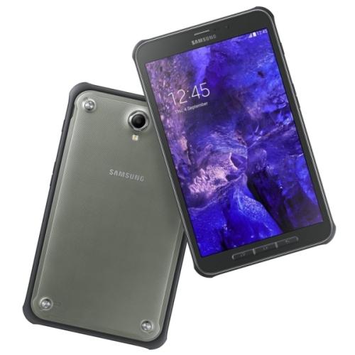 Samsung Galaxy Tab Active LTE zelený/titanium + dárek