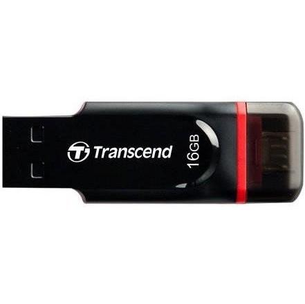 Transcend JetFlash 340 16GB černý