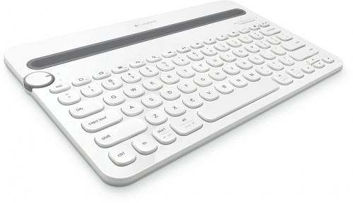 Logitech Bluetooth Keyboard K480 bílá