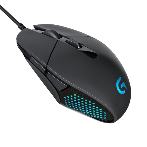Logitech Gaming G302 Daedalus Prime černá