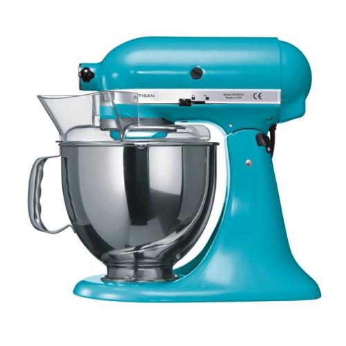 KitchenAid Artisan 5KSM150PSECL modrý + dárek