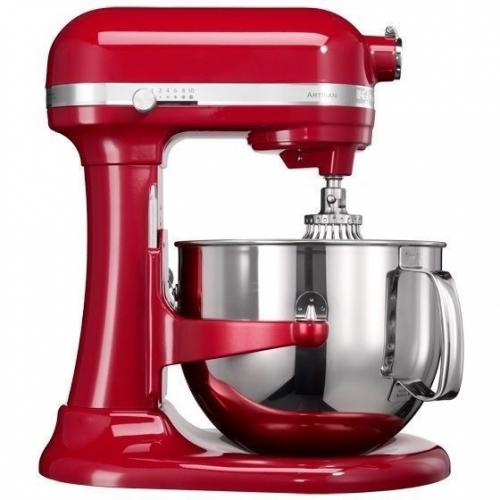 KitchenAid Artisan 5KSM7580XEER červený + dárek