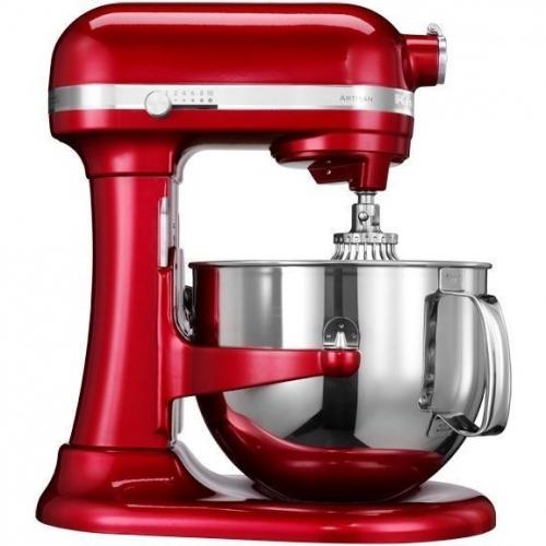 KitchenAid Artisan 5KSM7580XECA červený + dárek