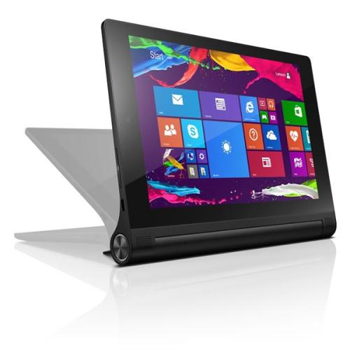 Lenovo Yoga 2 8 černý