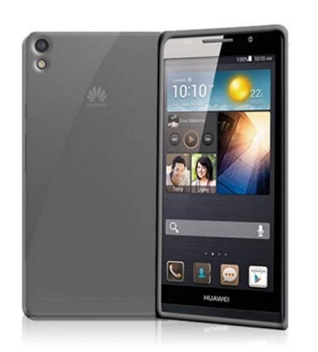 Celly Gelskin pro Huawei Ascend P6 průhledný
