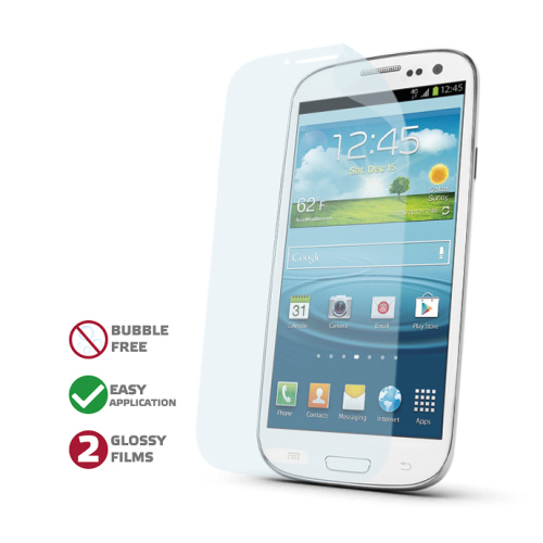 Celly pro Samsung Galaxy S3/ S3 Neo (2 ks)
