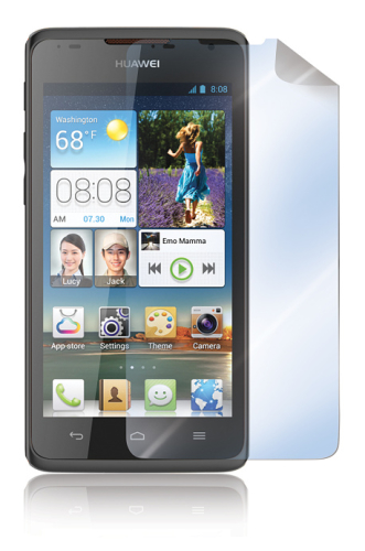 Celly pro Huawei Ascend Y530, (2 ks)