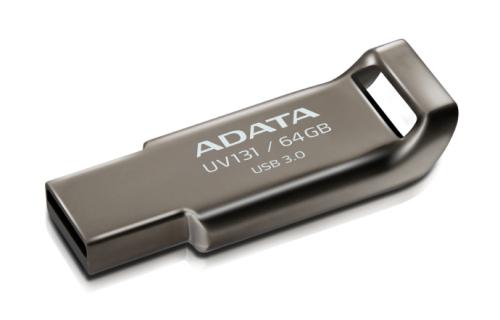 USB Flash ADATA UV131 64GB kovový