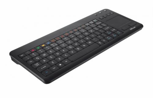 Trust Sento pro Samsung Smart TV, CZ/SK černá