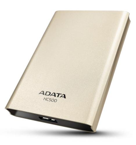 A-Data HC500 1TB zlatý