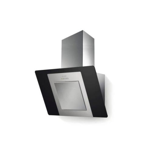 Faber CITY EG6 BK/X A80 doprodej černý/nerez/sklo