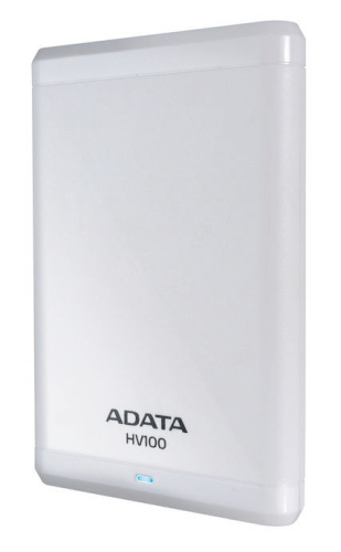 A-Data HV100 1TB bílý