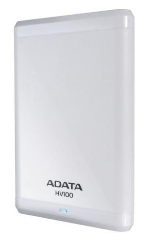 A-Data HV100 500GB bílý