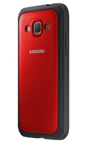 Samsung pro Galaxy Core Prime (EF-PG360B) červený