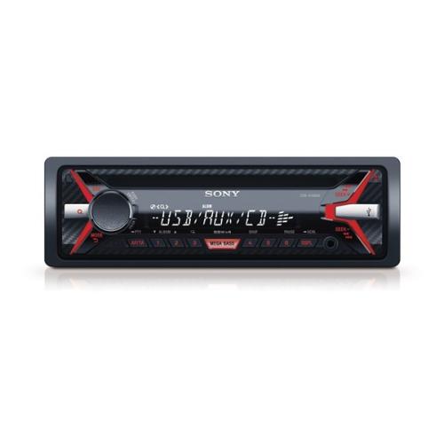 Sony CDX-G1100U černé